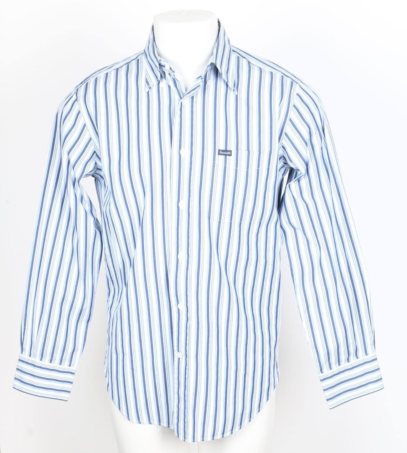 Camisa Manga Longa - Façonnable - M