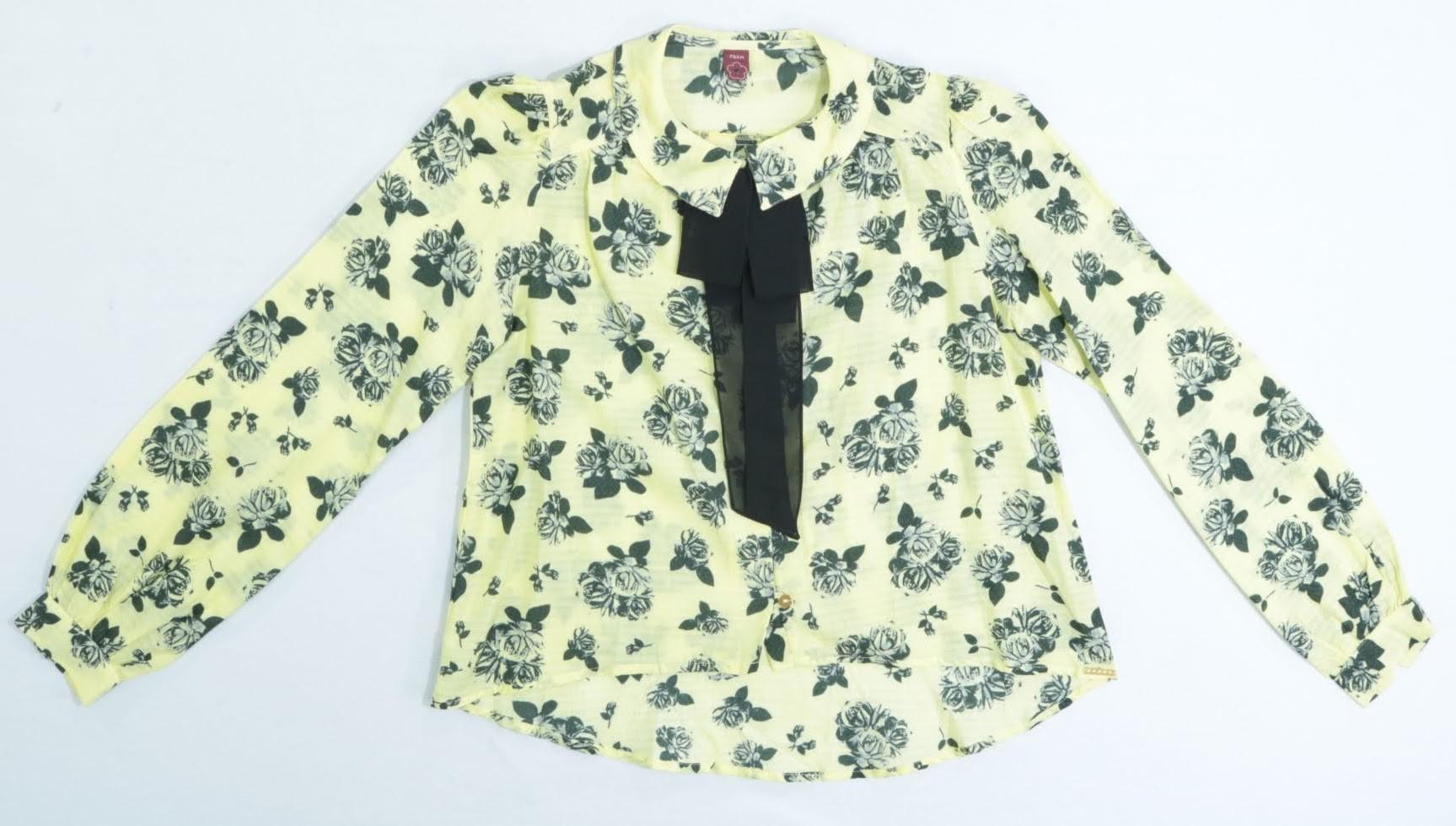 Camisa Manga Longa - Farm - P