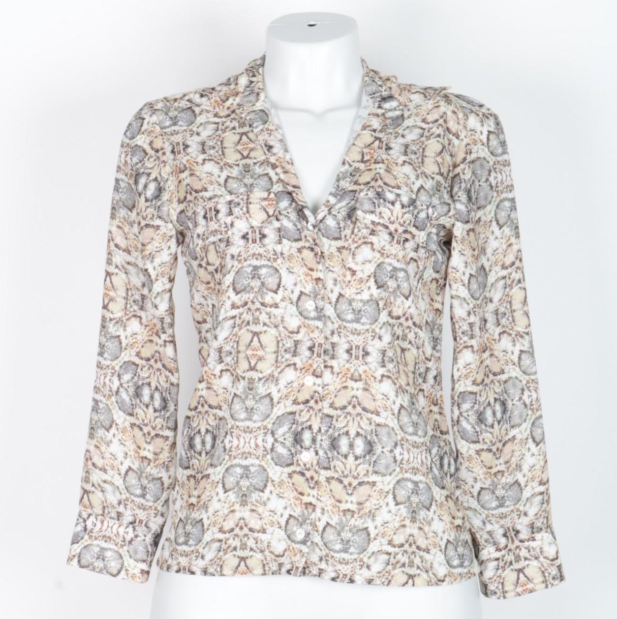 Camisa Manga Longa - Fillity - 36