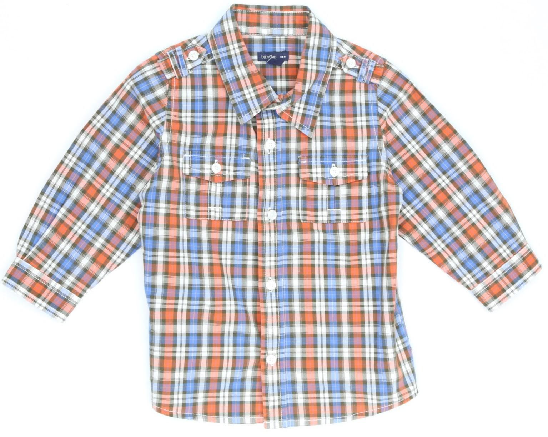 Camisa Manga Longa - Gap - 18 Meses