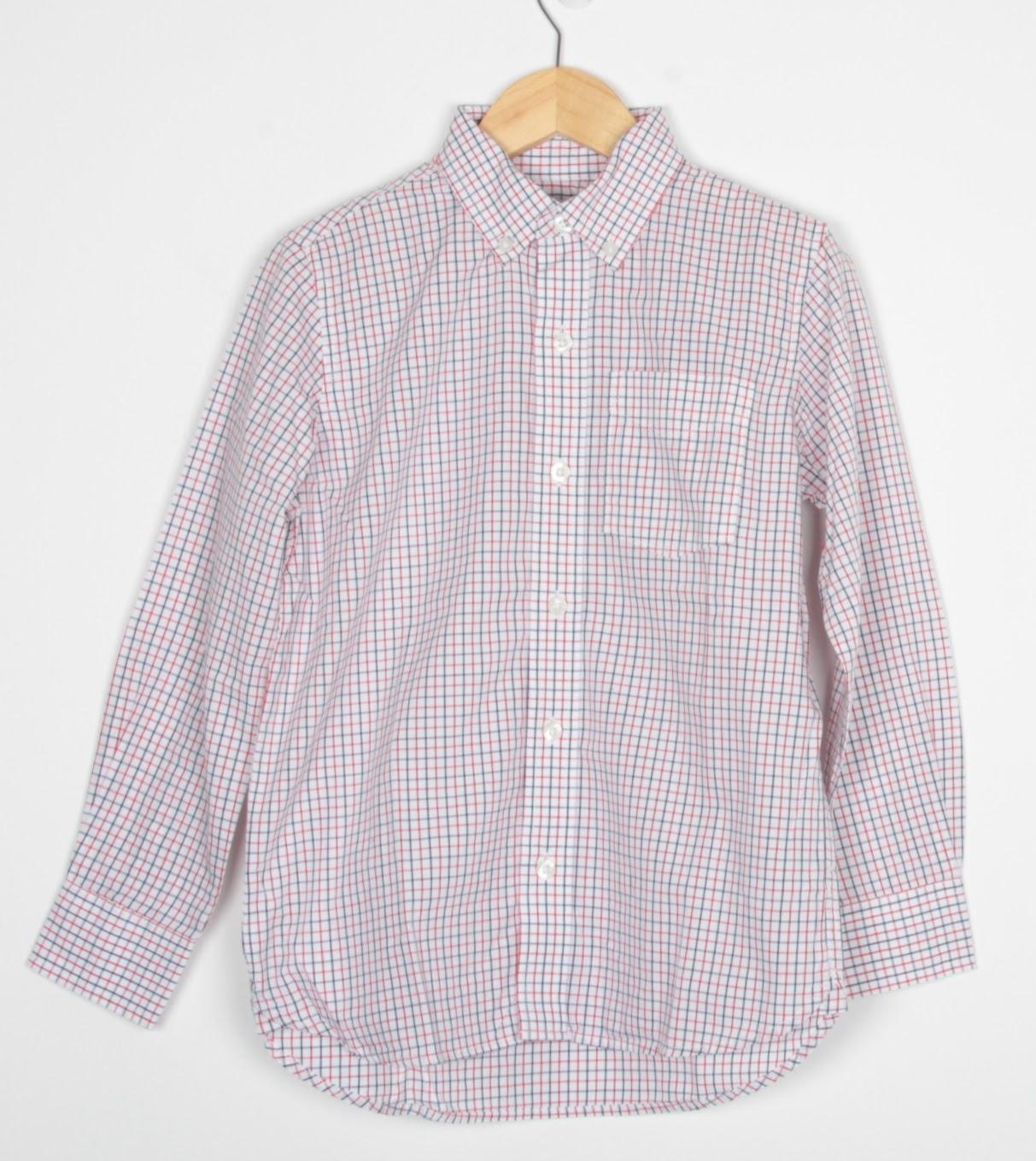 Camisa Manga Longa - GAP - 8 Anos