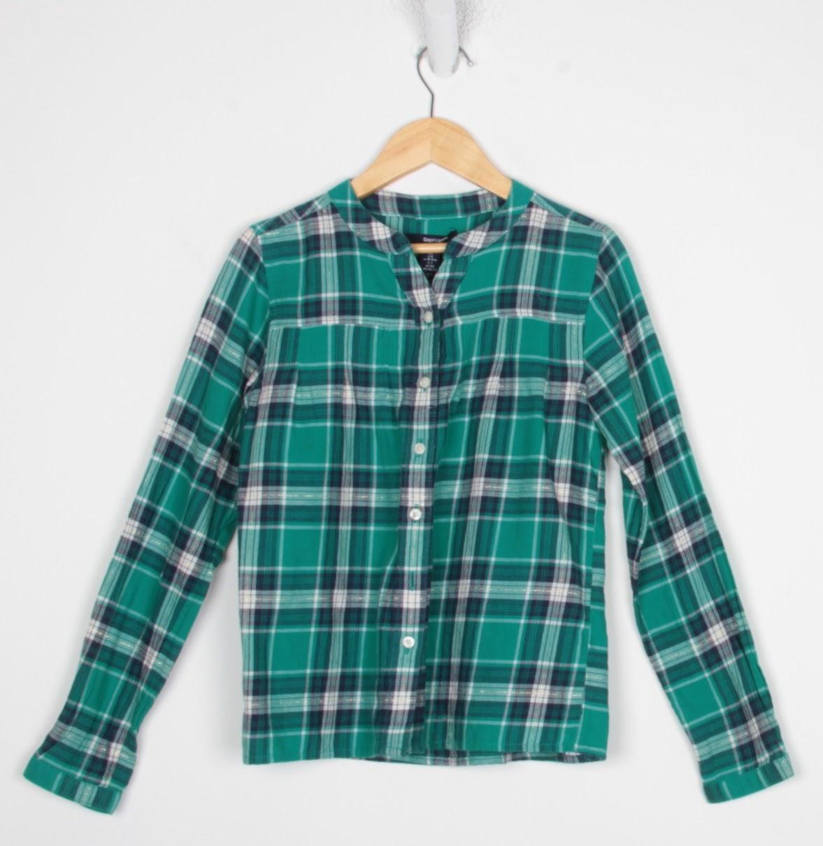 Camisa Manga Longa - Gap Kids - G