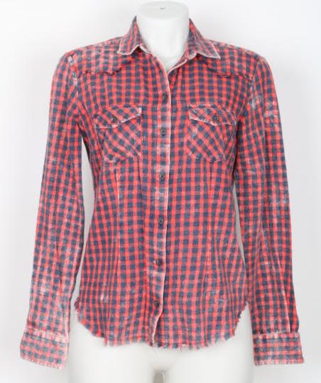 Camisa Manga Longa - John John - P