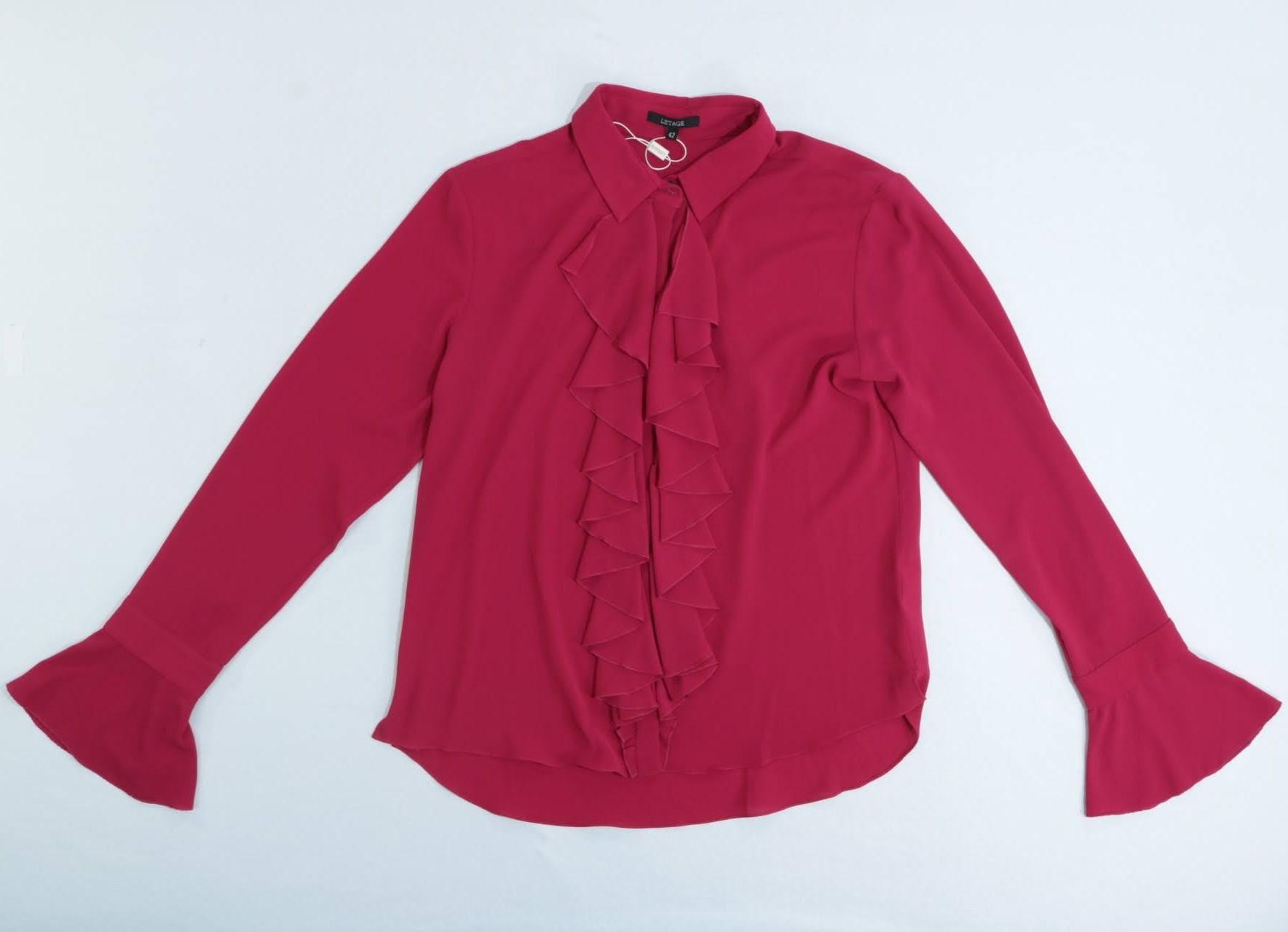 Camisa Manga Longa - Letage - 42
