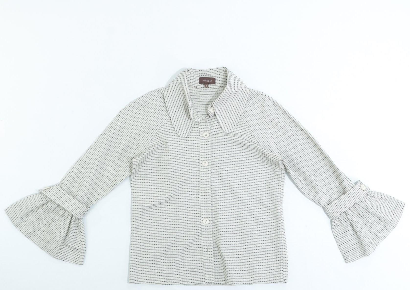 Camisa Manga Longa - Mixed - P