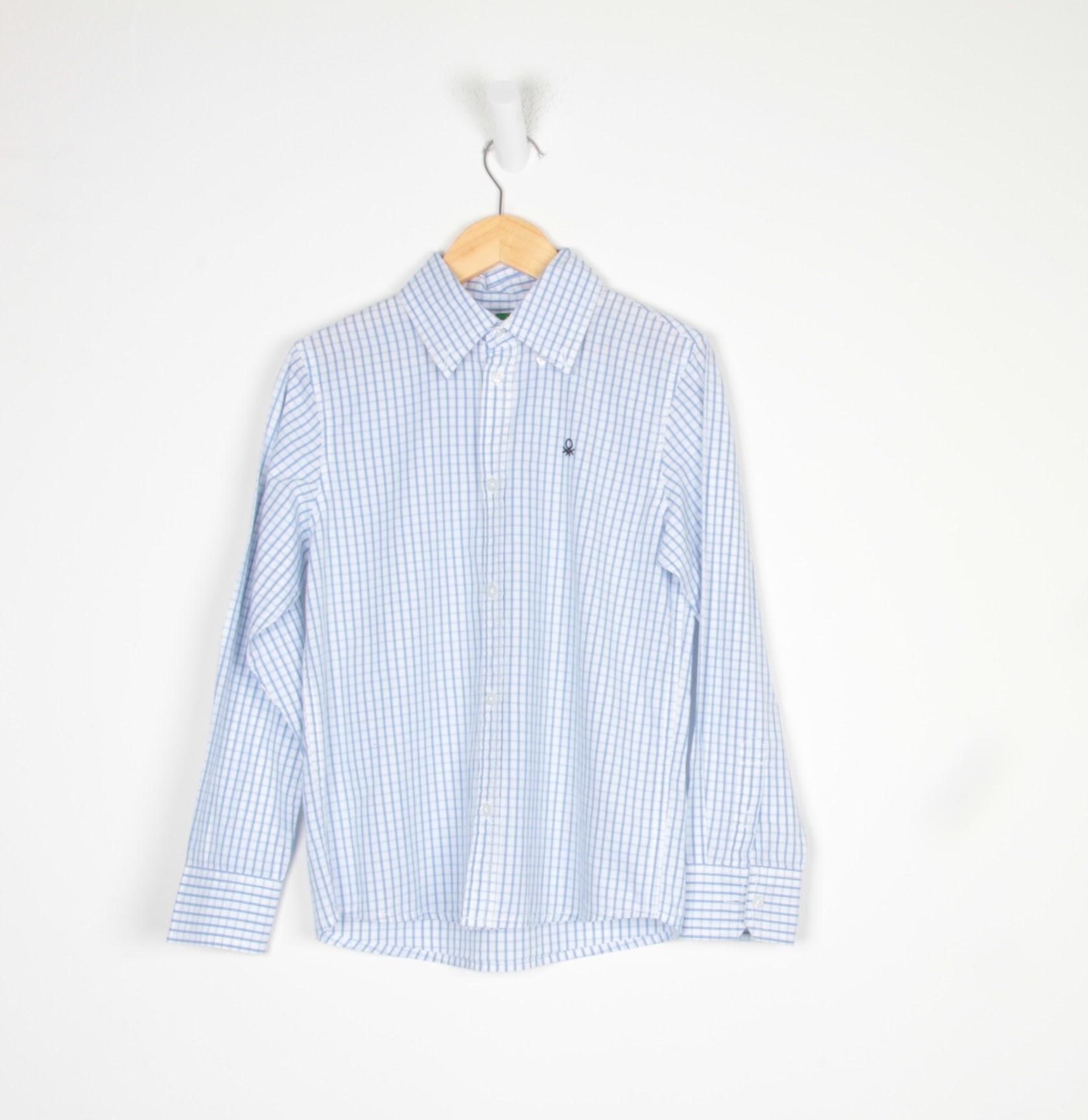 Camisa Manga Longa - United Colors Of Beneton