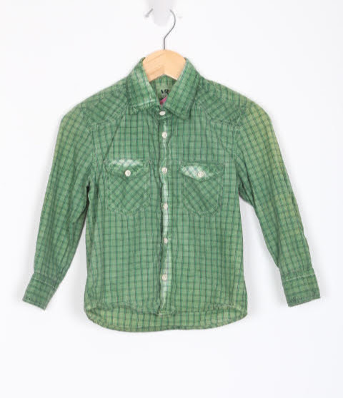 Camisa Manga Longa - Vrk - 02 Anos