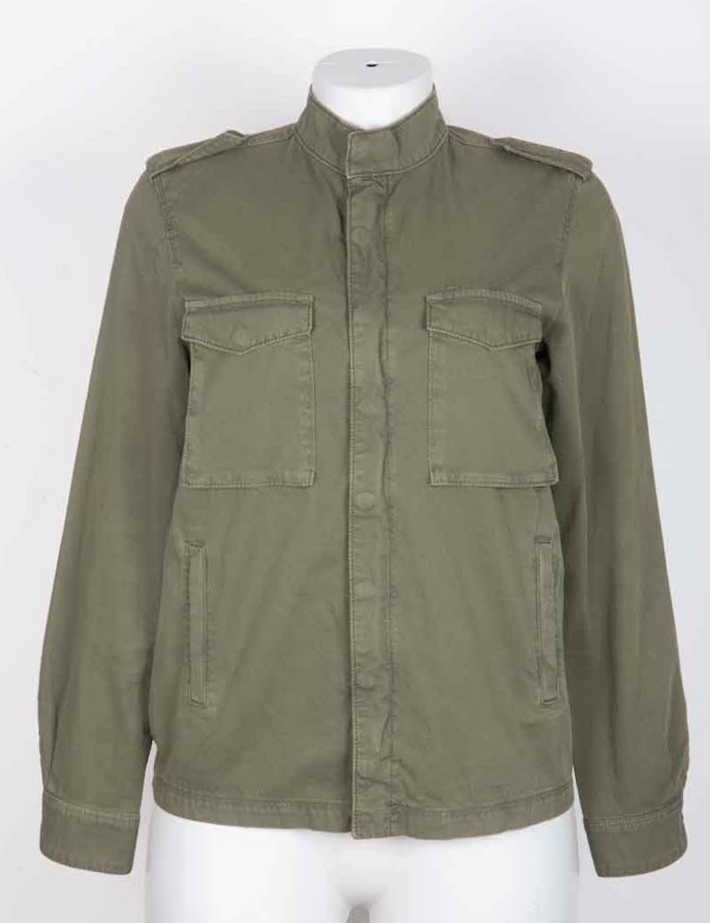 Camisa Manga Longa - Zara - P