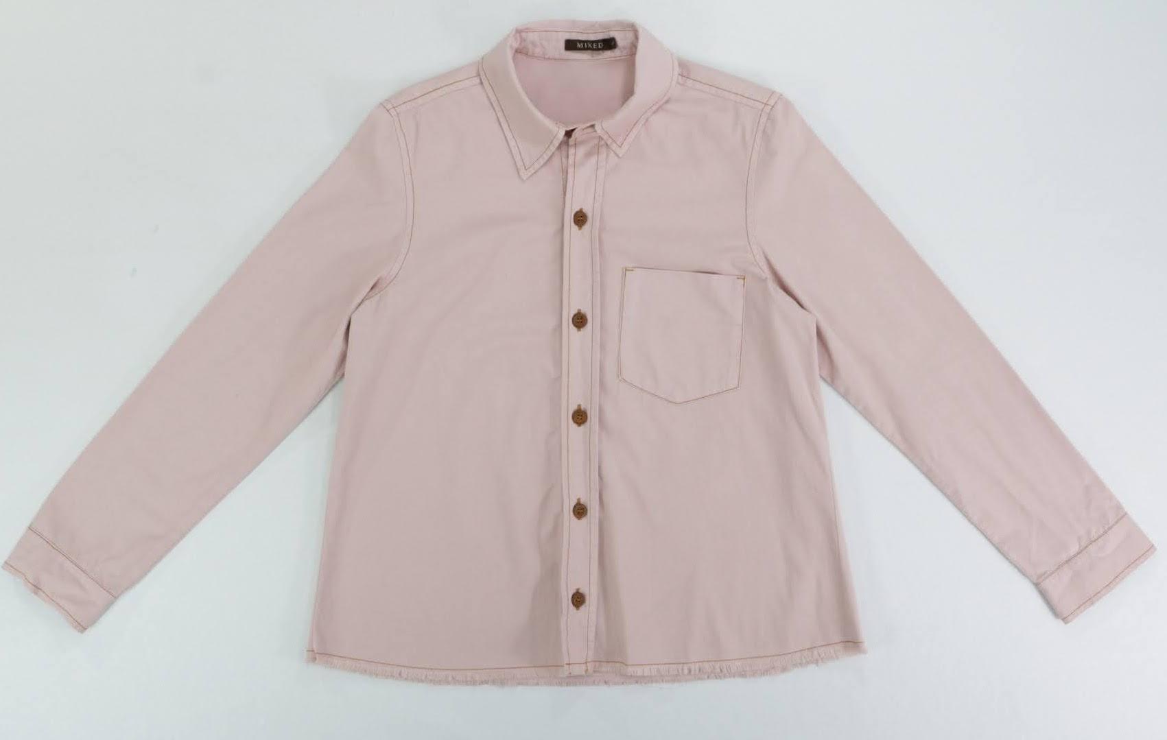 Camisa Mixed - Tam P