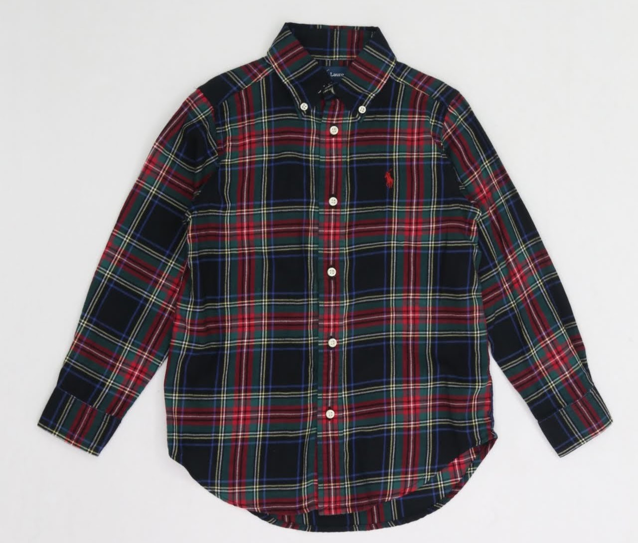 Camisa  -Ralph Lauren - 05 Anos