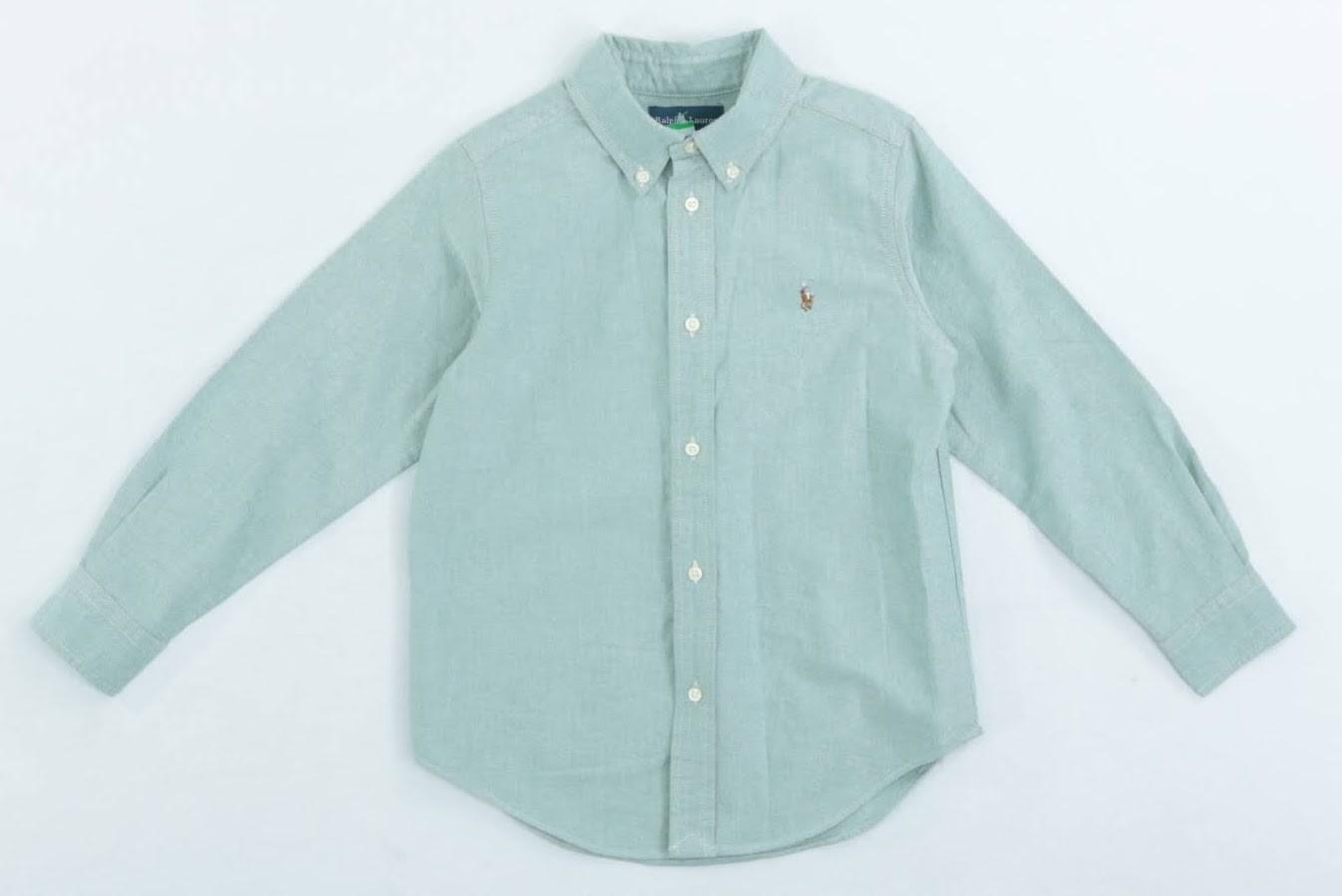 Camisa - Ralph Lauren - 06 Anos