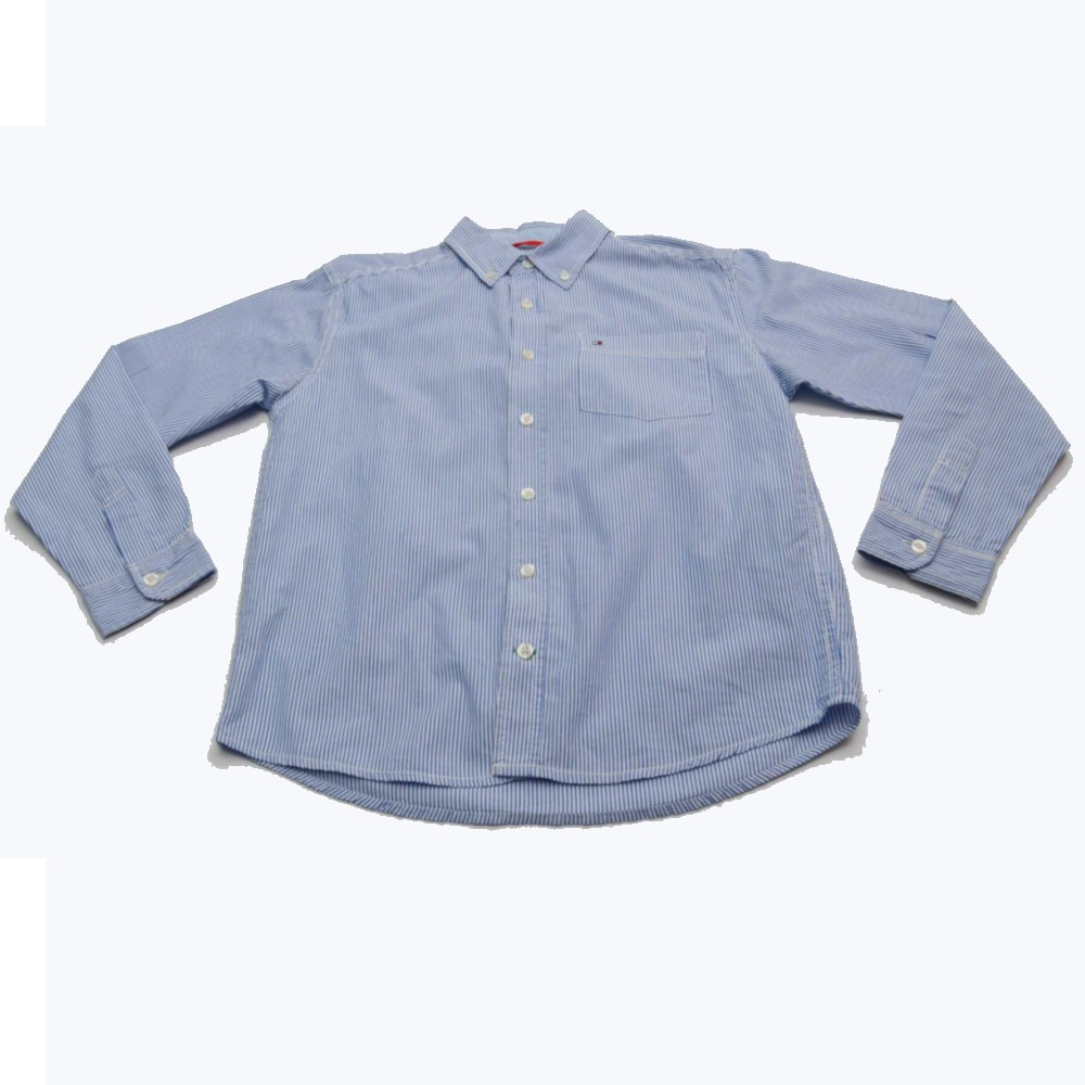 Camisa Tommy Hilfiger- TAM 14 anos