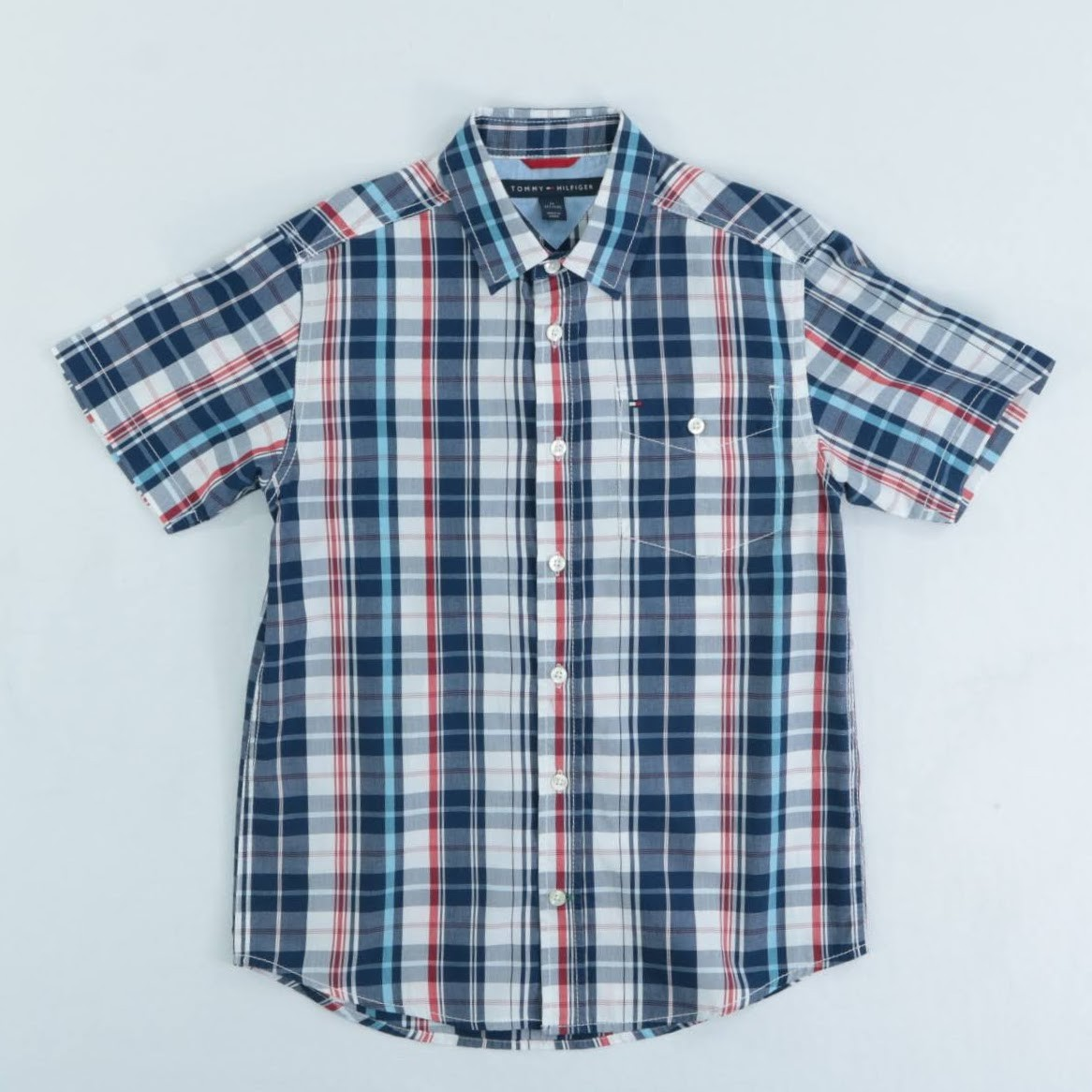 Camisa Tommy Hilfiger - TAM 14 ANOS