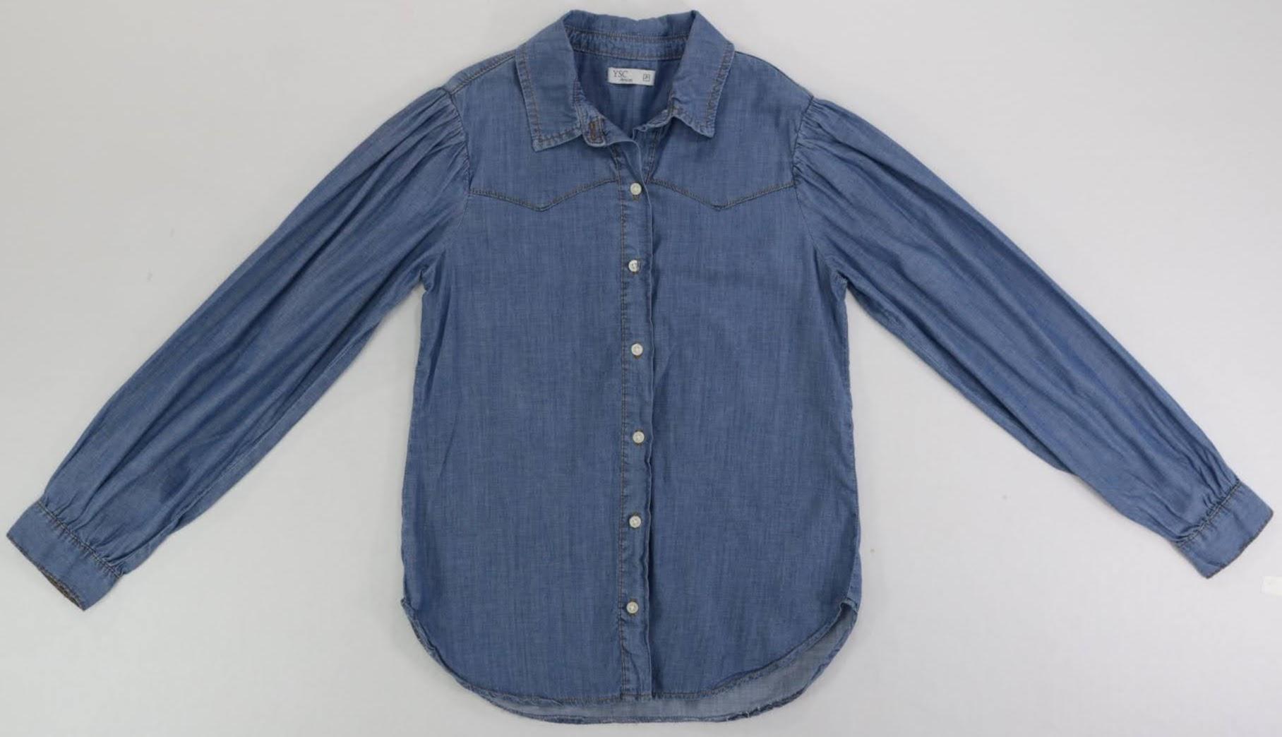 Camisa Ysc - Tam P