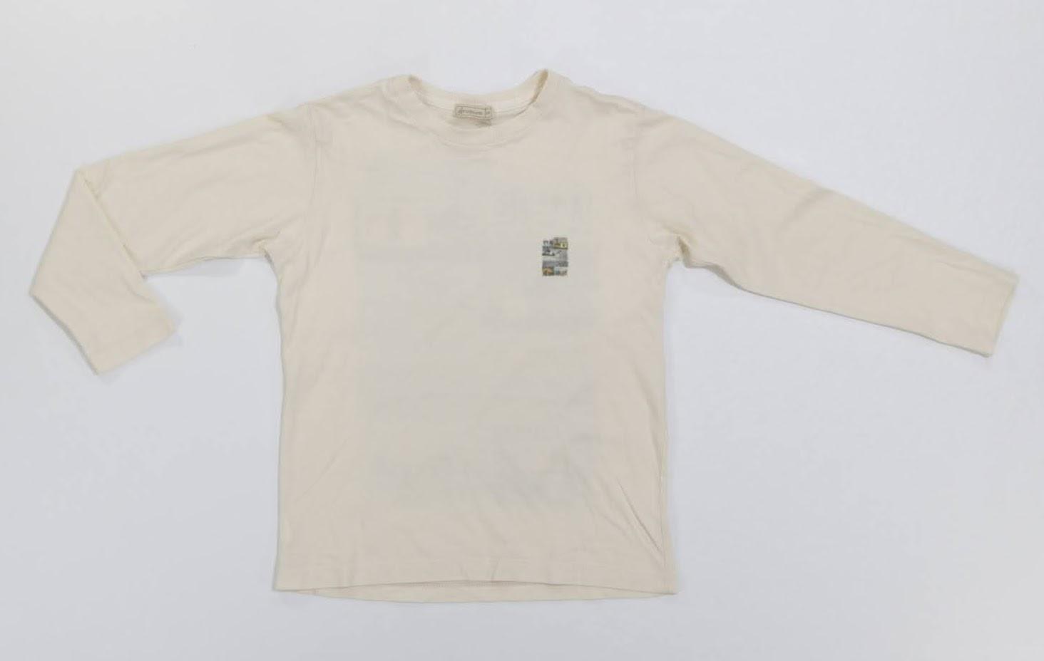 Camiseta Arcobaleno- Tam 08 anos