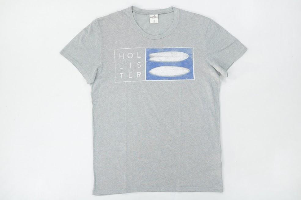 Camiseta Hollister - TAM P