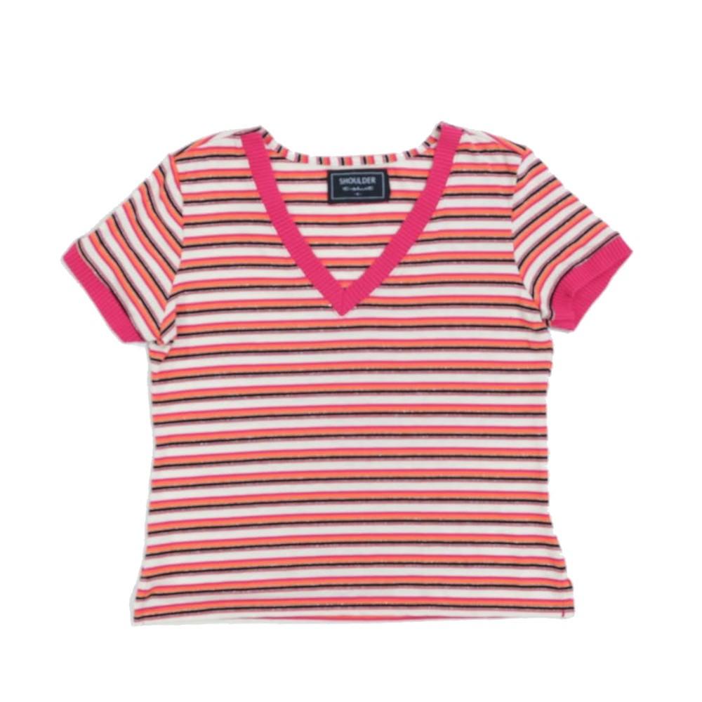 Camiseta Shoulder - TAM P