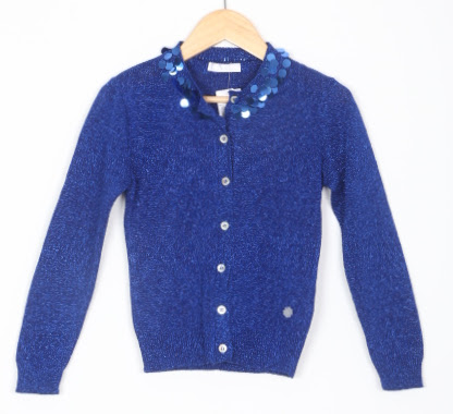 Cardigan - Paola Tricot - 6 Anos