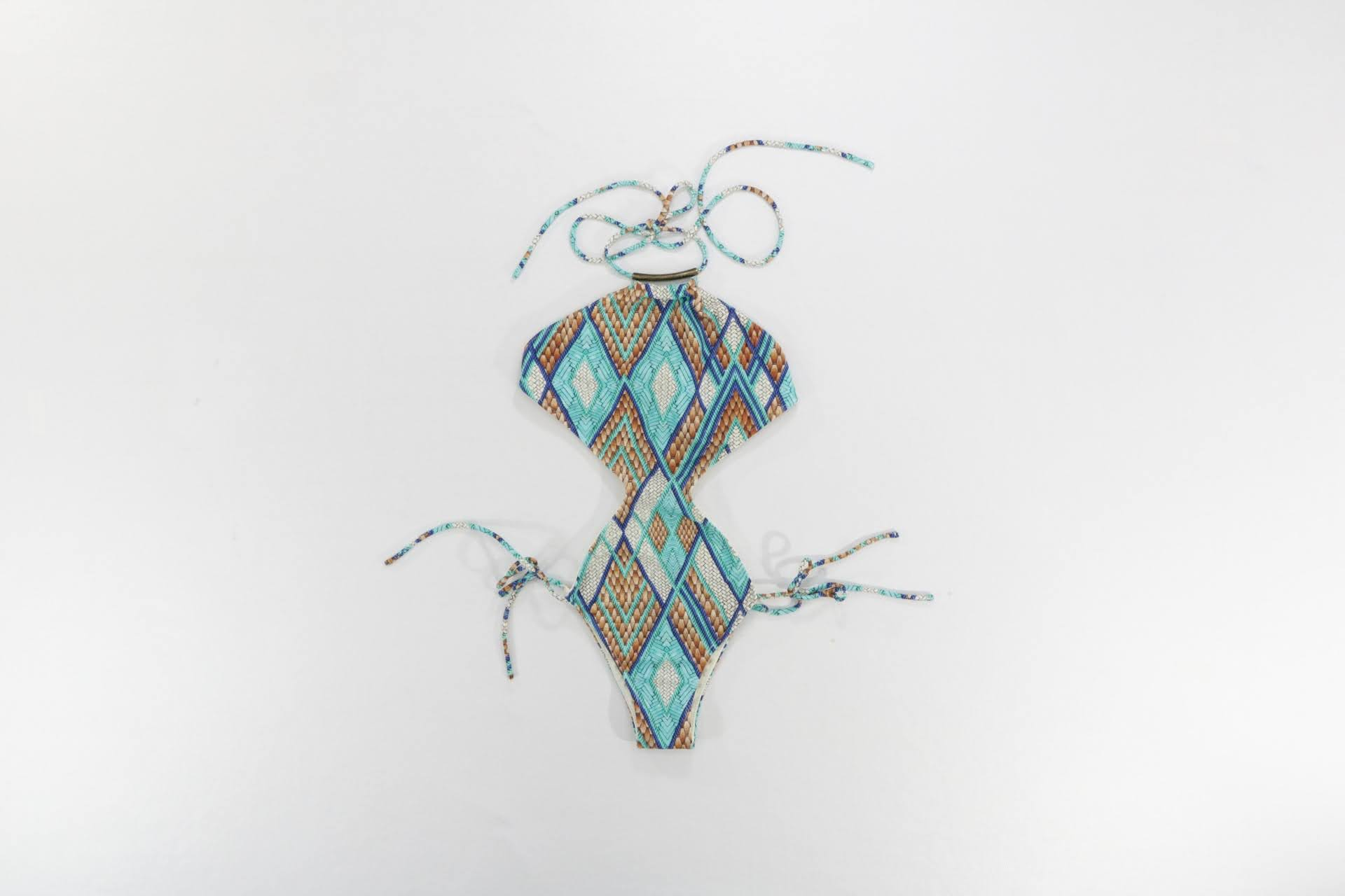Maiô Blue Man - Tam P