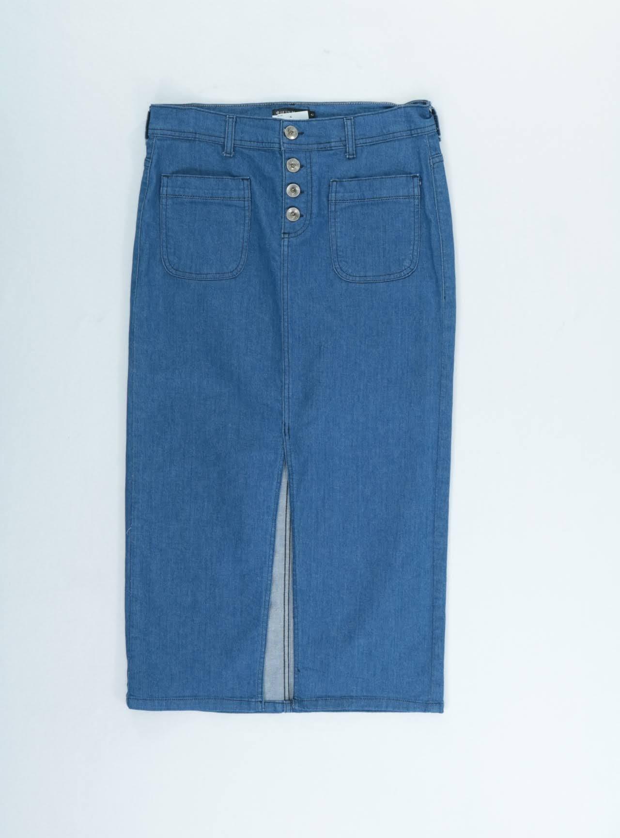 Saia Jeans - Le Lis Blanc - 42