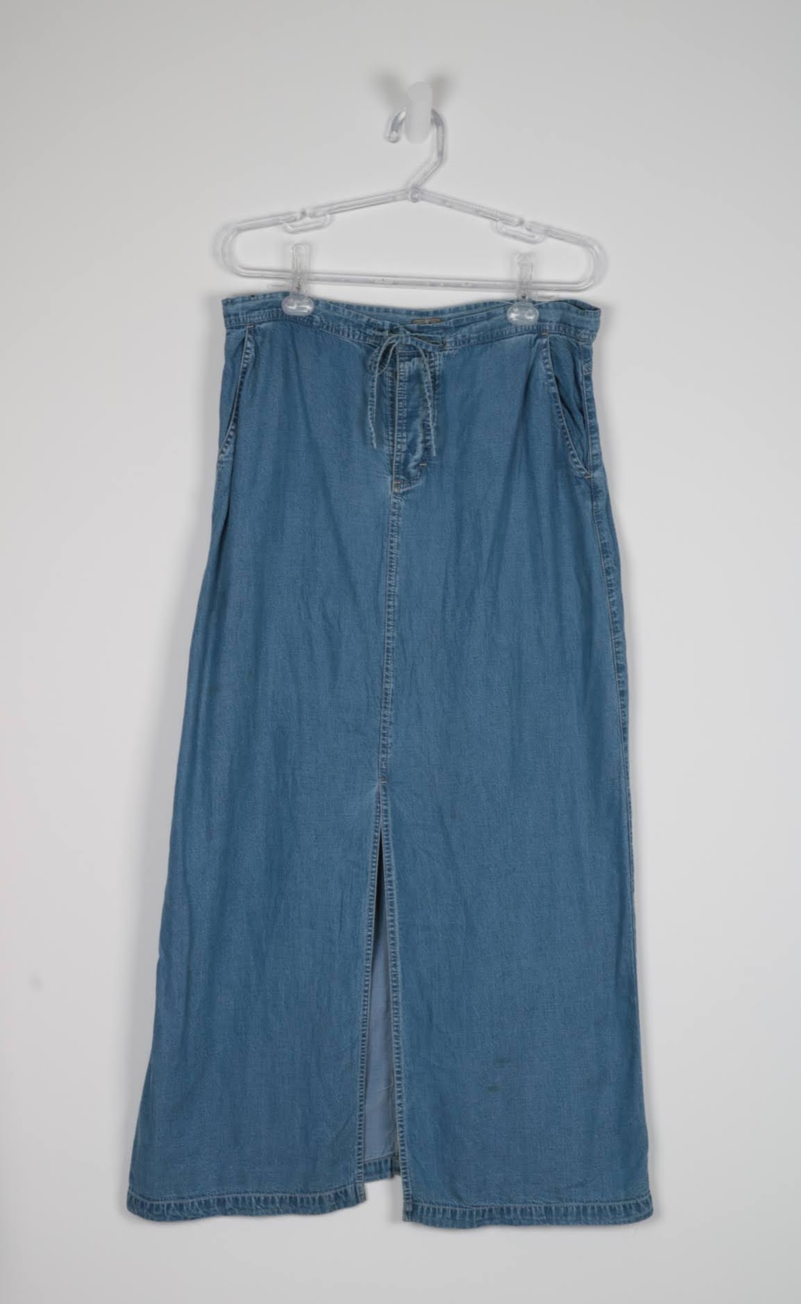 Saia midi jeans - Sacada - G