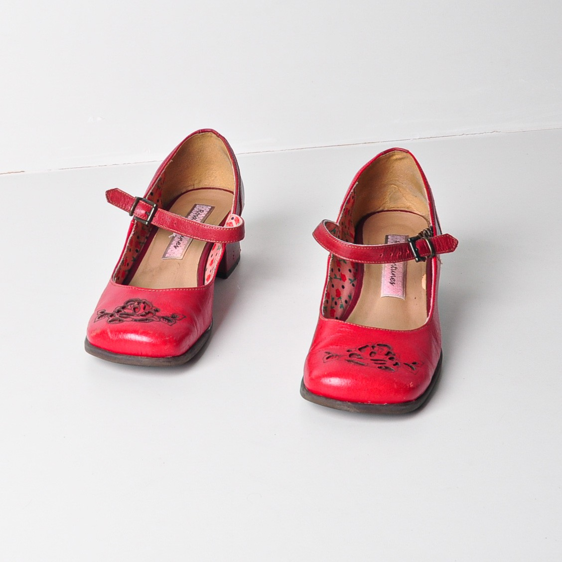 Sapato Rosa Antunes- Tam 33