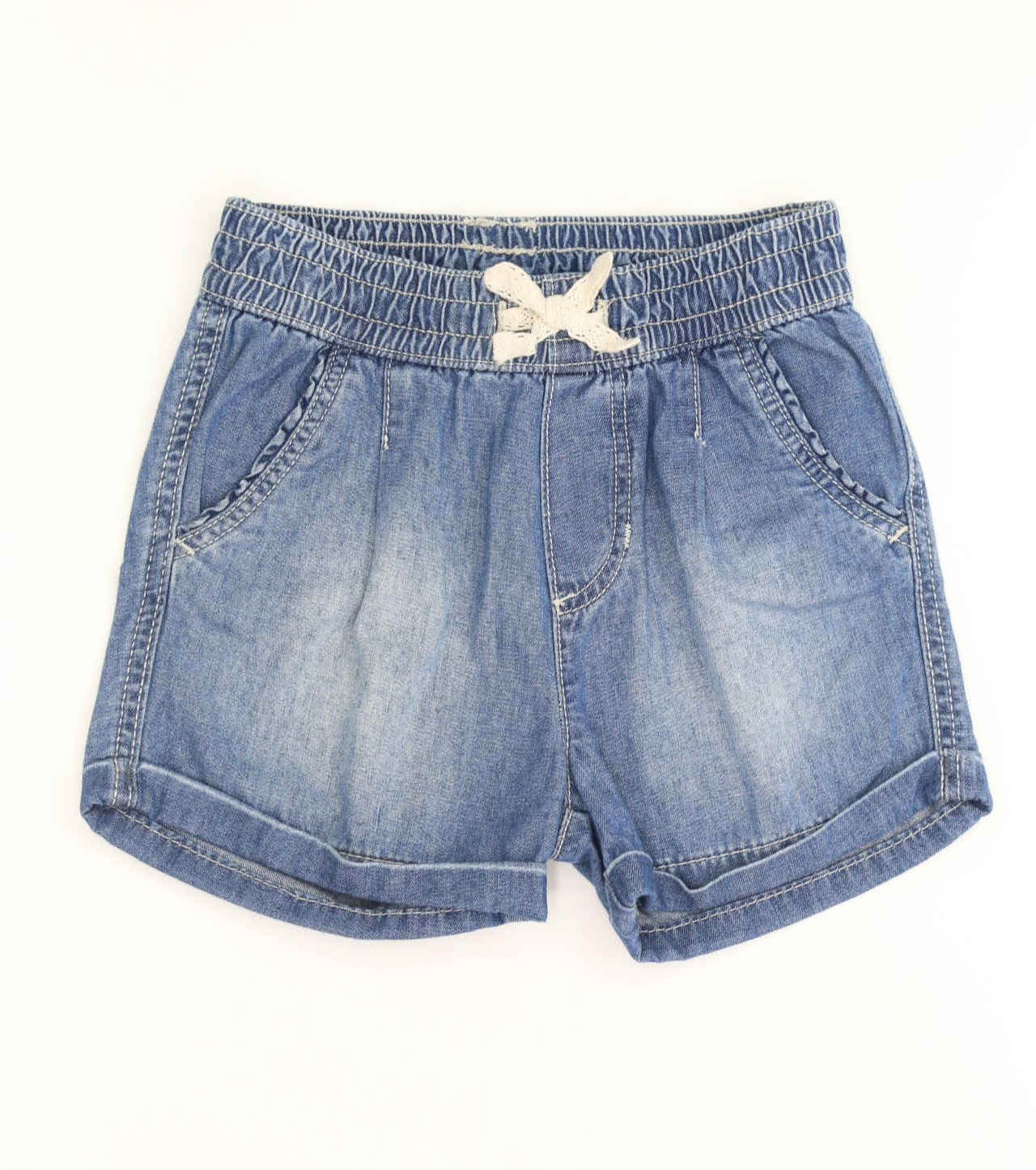 Shorts Jeans - H&M - 01 Ano