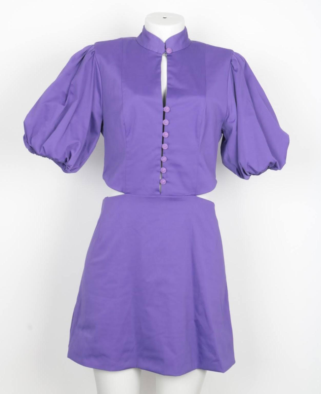 Vestido Curto - Anne Fernandes - M
