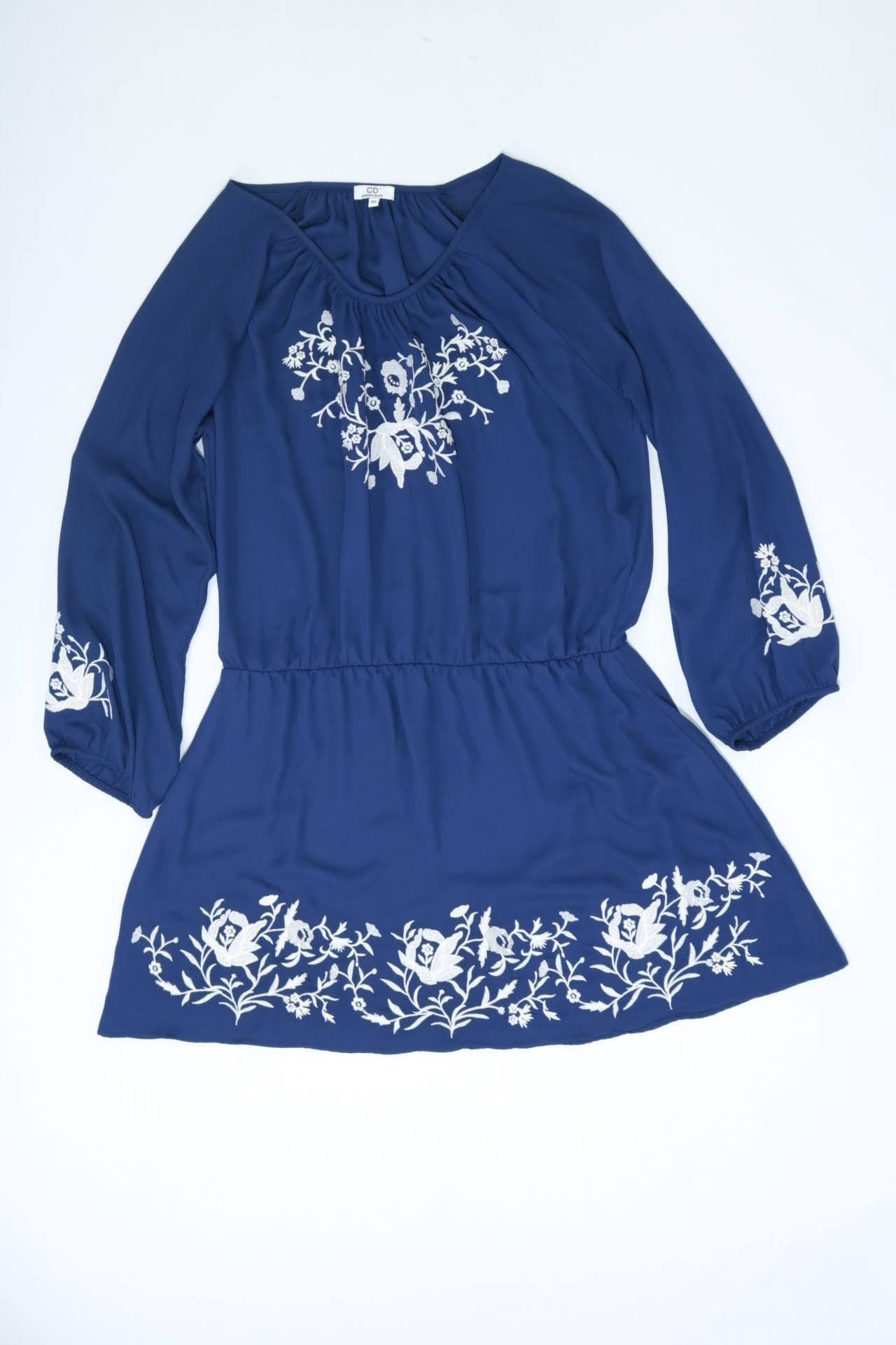 Vestido Carina Duek - Tam 42
