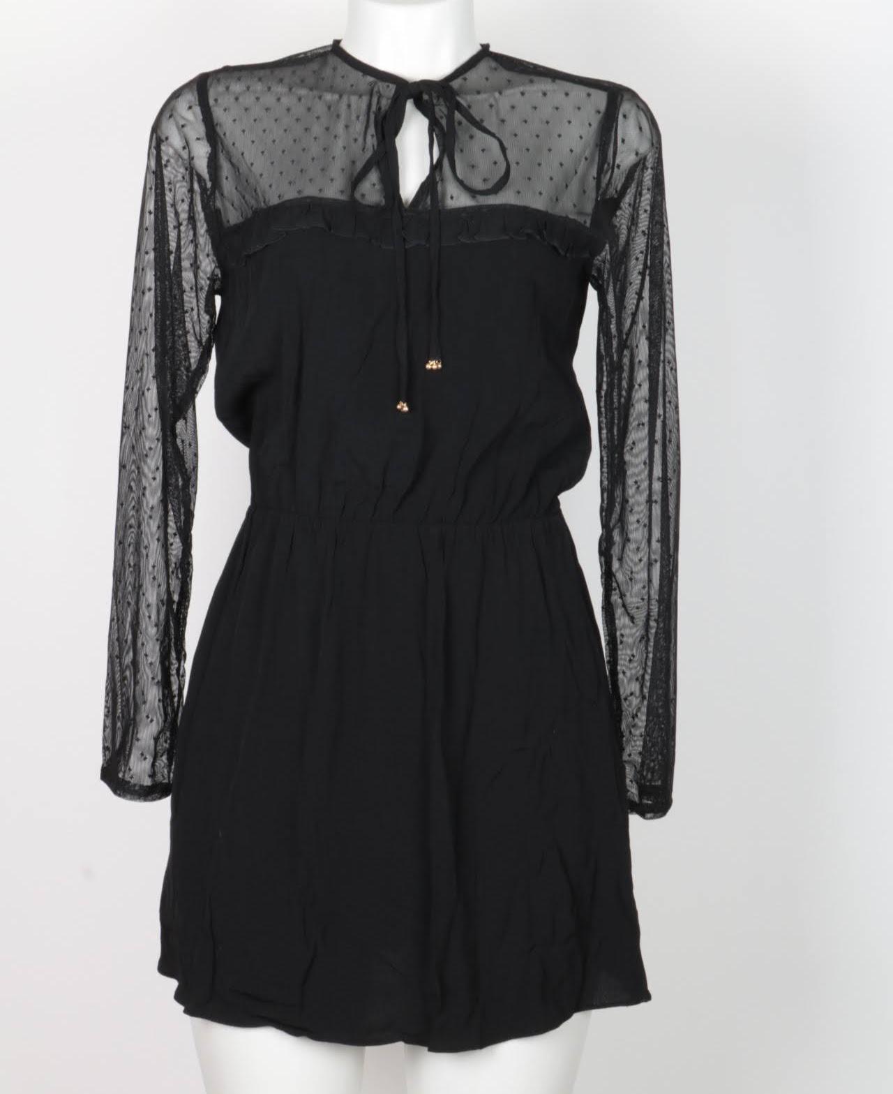 Vestido Curto - Amaro - 38