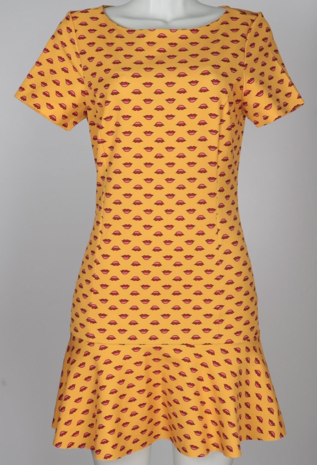 Vestido Curto - Amaro - P