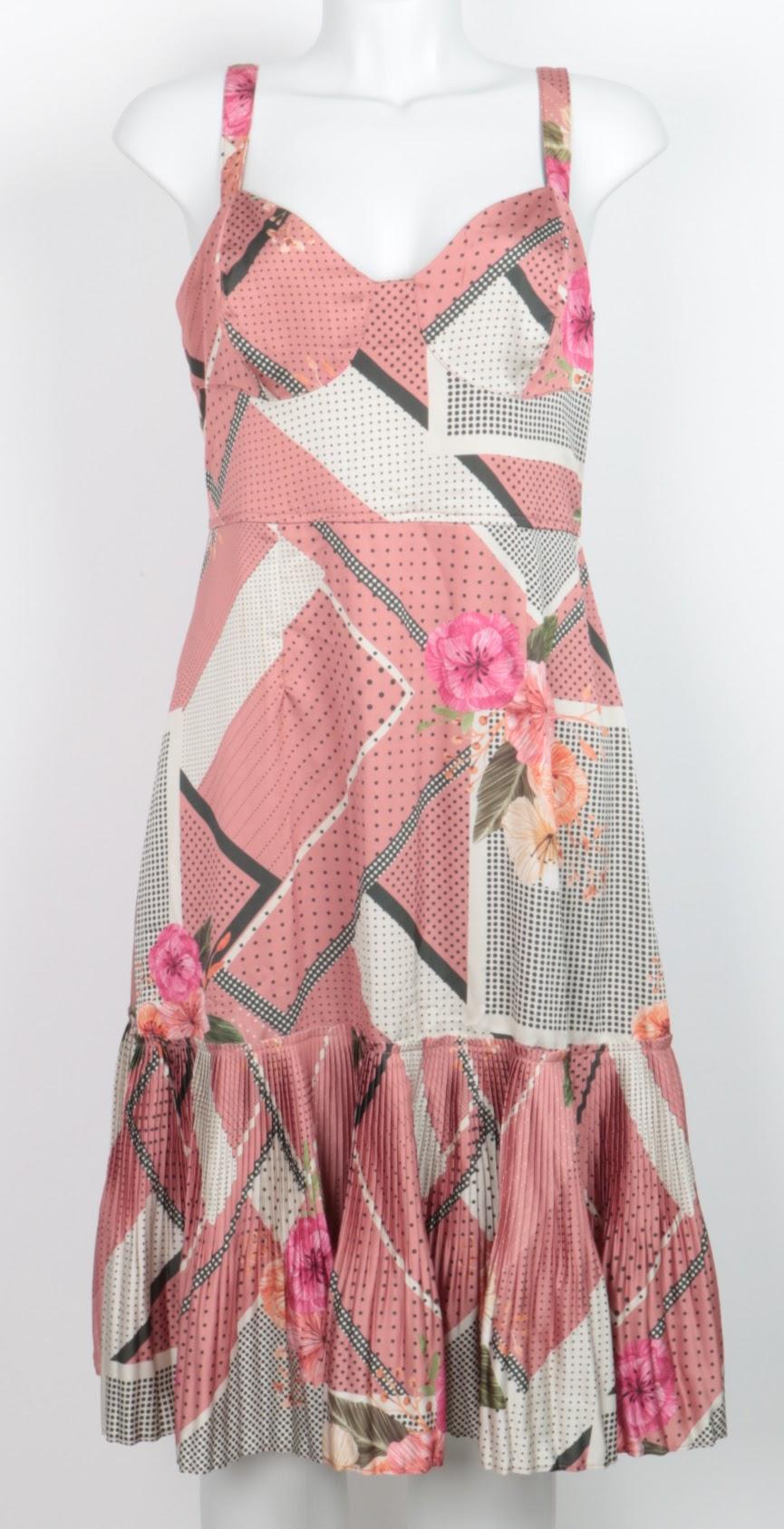 Vestido Curto - Antix - G