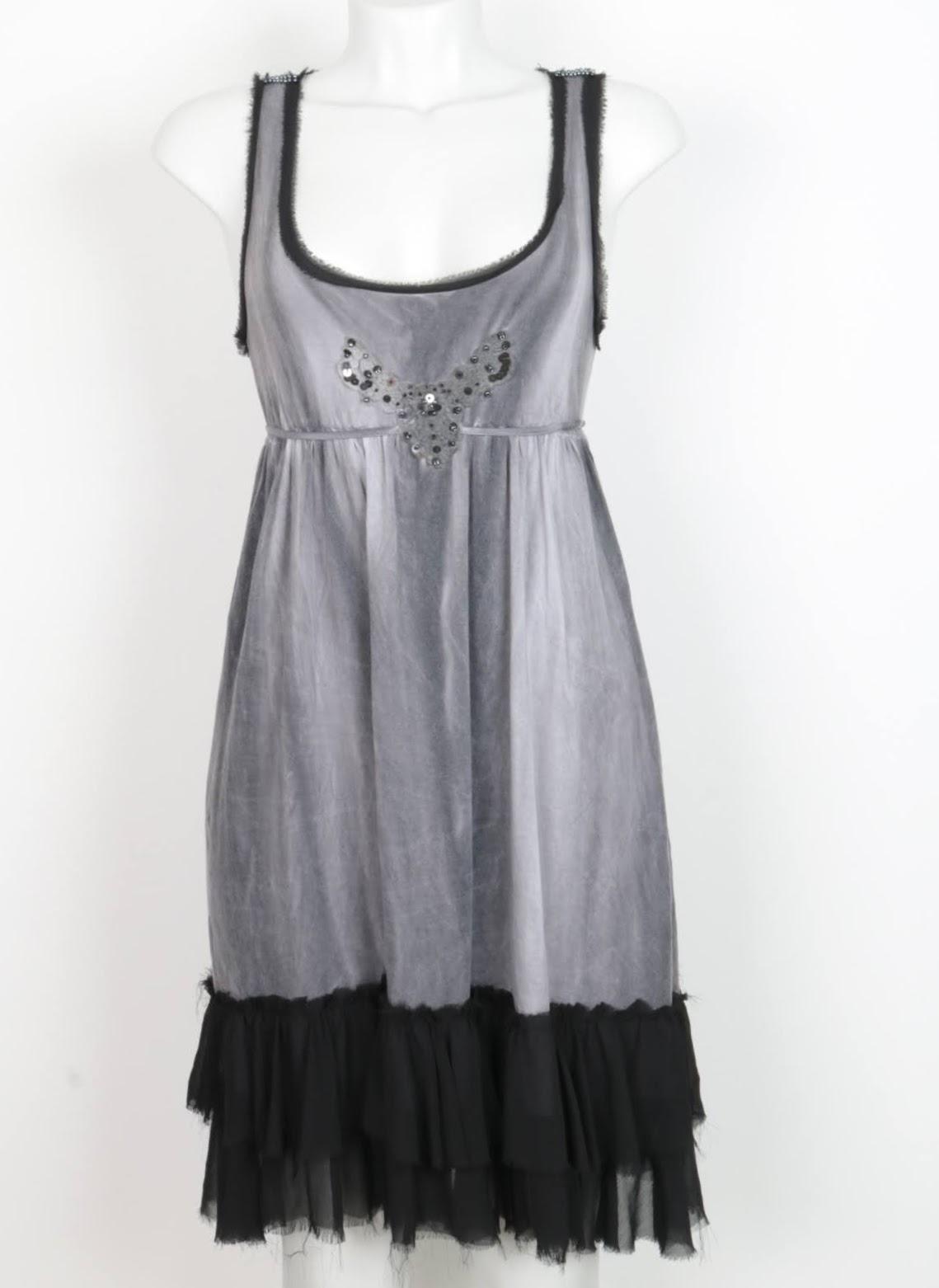 Vestido Curto - Donna Doida - M