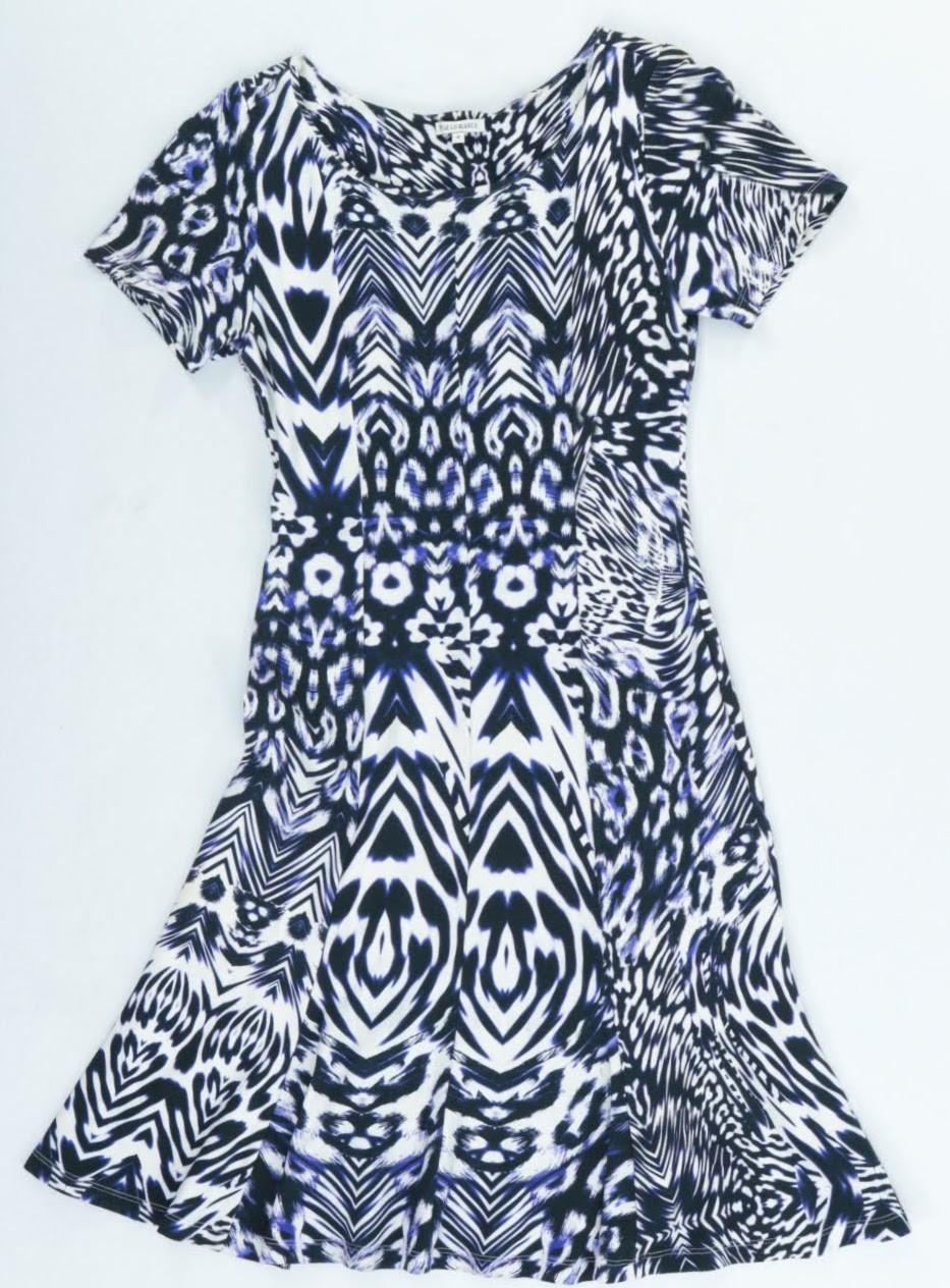 Vestido Curto - Le Lis Blanc - M