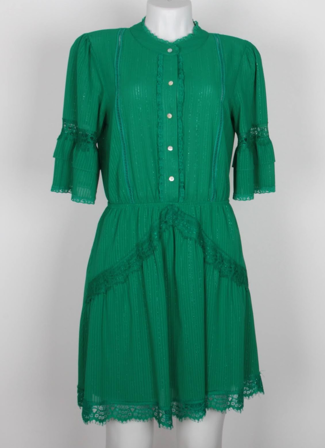 Vestido Curto - Lulu Collection - M