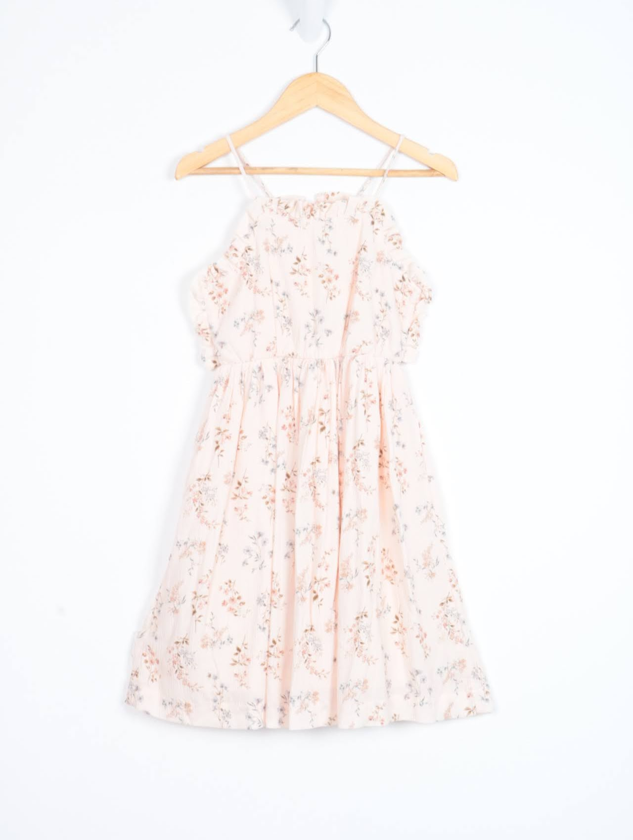 Vestido Curto - Mng - 07 Anos
