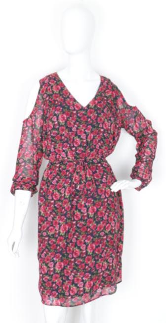 Vestido Curto - Ralph Lauren - 40