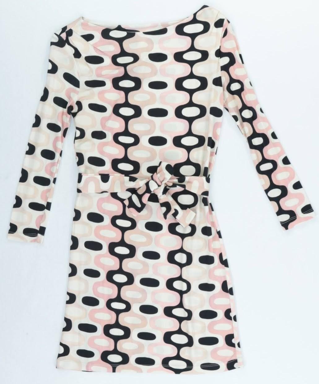 Vestido Curto - Tigresse - P