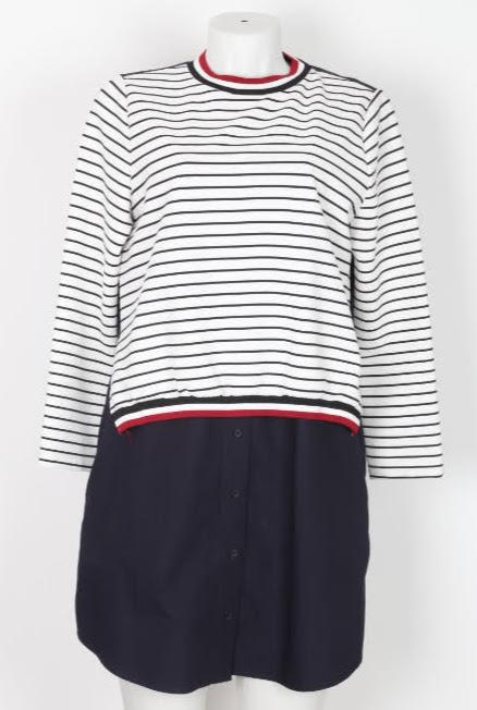 Vestido Curto - Zara Basic - GG