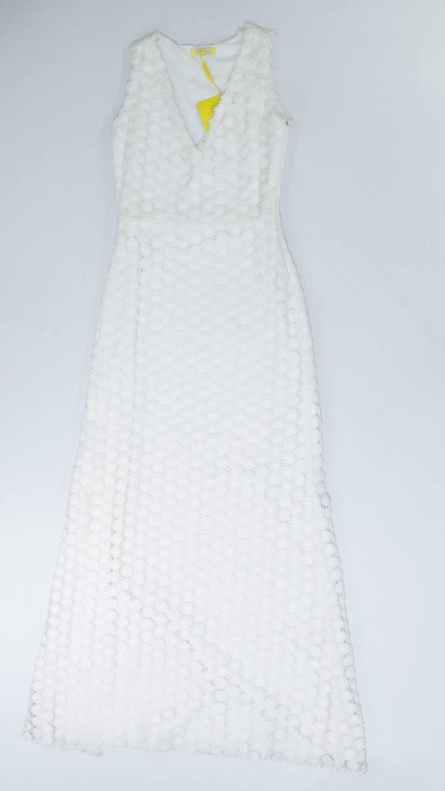 Vestido Isabella Giobbi - Tam 36