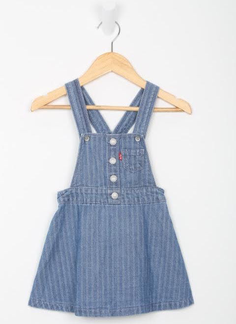 Vestido - Levi's - 2 Anos
