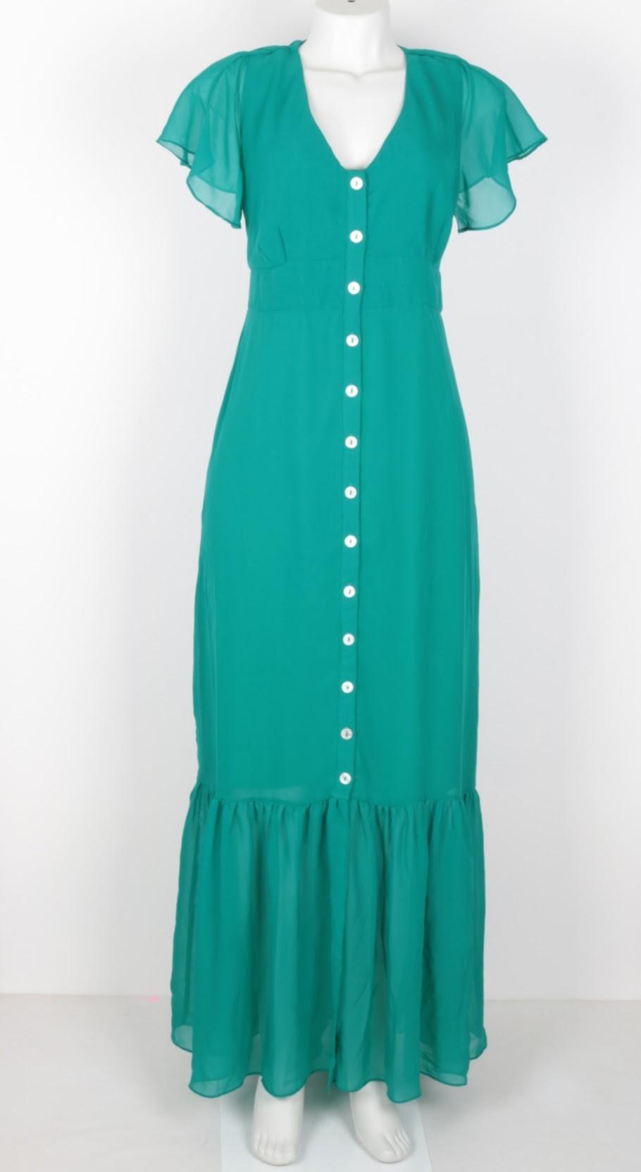 Vestido Longo - Az Collection - P