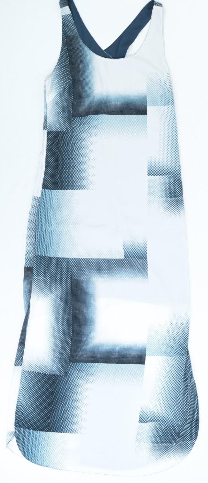 Vestido Longo - Calvin Klein - P