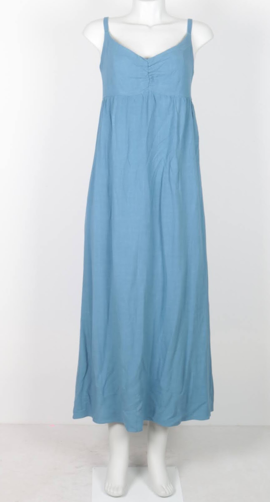 Vestido Longo - Canal - M