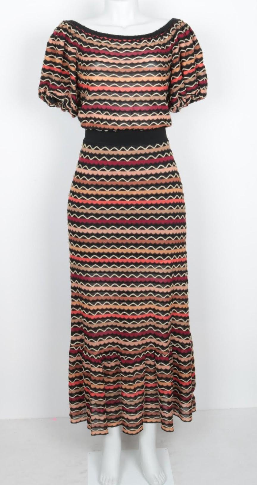 Vestido Longo - Cecilia Prado - M