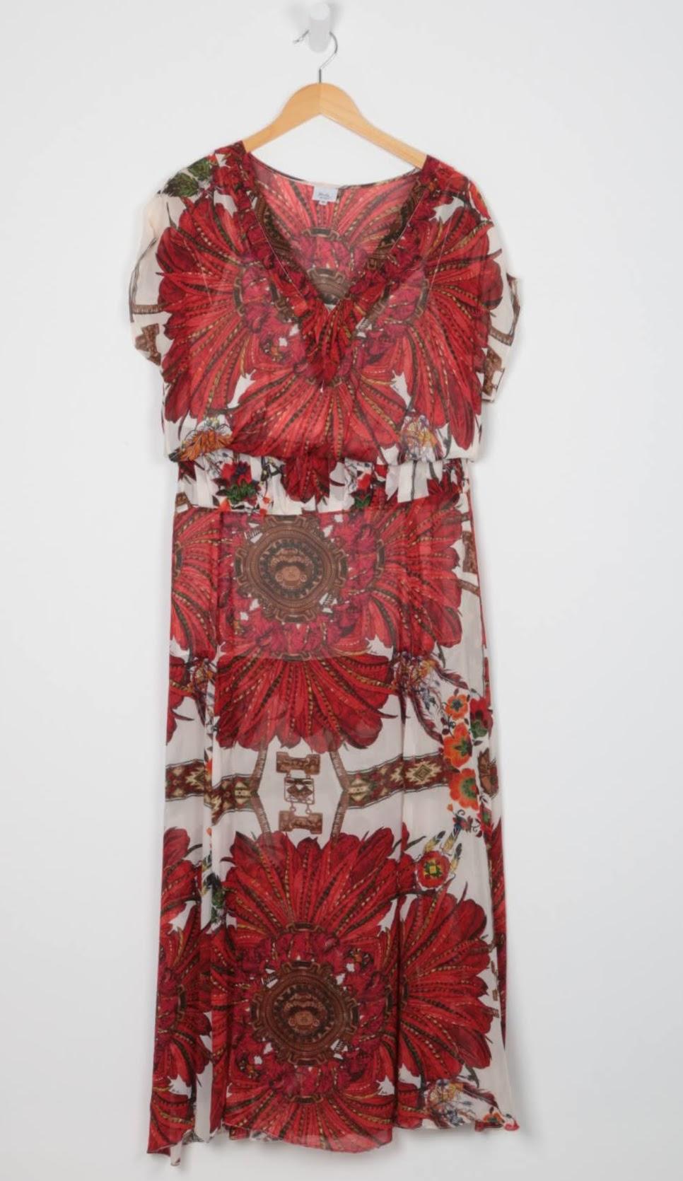 Vestido Longo - Daslu - 40