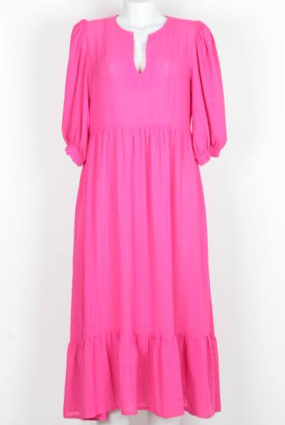 Vestido Longo - Estilo Boutique - P