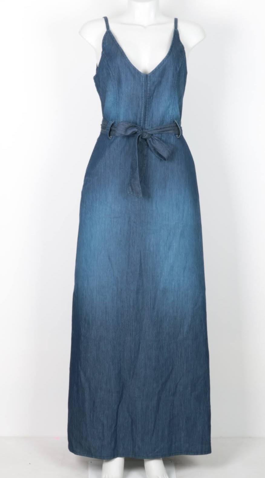 Vestido Longo - Gup's Jeans - 38