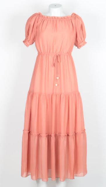 Vestido Longo - Kaele - 40