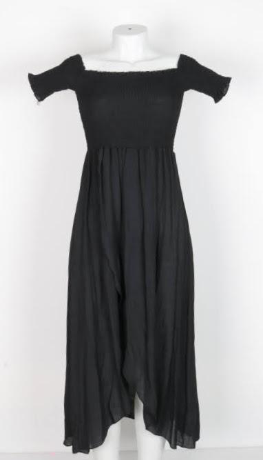 Vestido Longo - Miss Roth - M